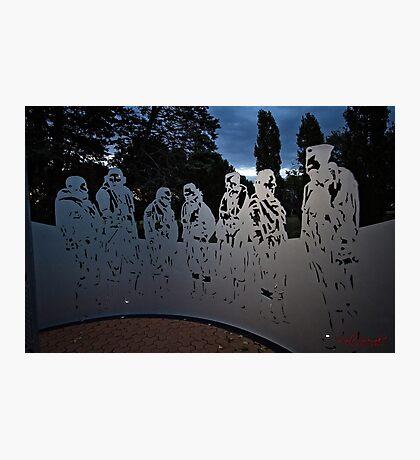 Australian War Memorial in Canberra/ACT/Australia (1) Photographic Print