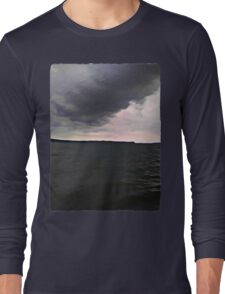 Ominous Cloud in the Imminent Future Long Sleeve T-Shirt