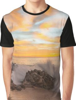 Against the Rocks Graphic T-Shirt