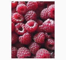 Raspberries close up Unisex T-Shirt