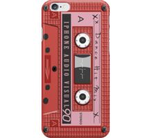 Dance Hit Mix Tape iPhone case iPhone Case/Skin