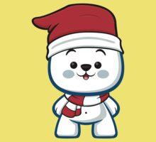 Polar Bear Boy - Christmas Kawaii Kids Clothes