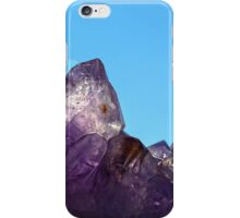 Amethyst mountain iPhone Case/Skin