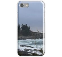Angry Seas iPhone Case/Skin