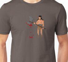 8-bit Marvelous Conan Unisex T-Shirt