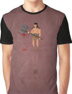 8-bit Marvelous Conan Graphic T-Shirt