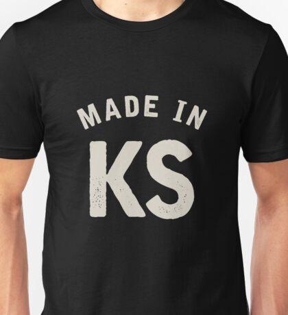 Made in KS Unisex T-Shirt