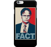 FACT iPhone Case/Skin