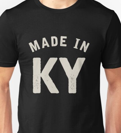 Made in KY Unisex T-Shirt
