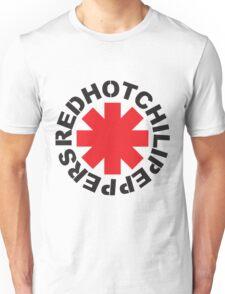 RHCP DUVET RED BLACK Unisex T-Shirt