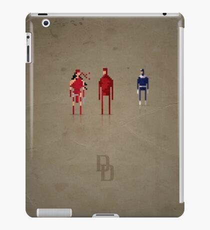 8-bit Marvelous Daring Devil iPad Case/Skin