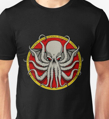 Seal-Of-Cthulhu Unisex T-Shirt