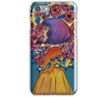 FLWR GRL iPhone Case/Skin