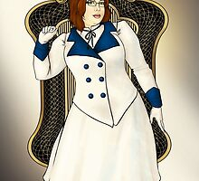 Proper Victorian Lady by CatAstrophe