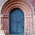 Watts Chapel - Door by John Thurgood