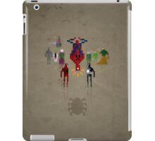 8-bit Man Spider iPad Case/Skin
