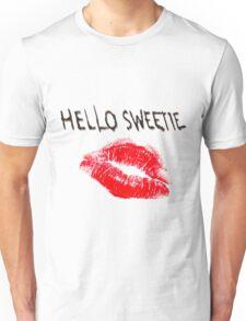 Hello Sweetie Kiss Kiss Unisex T-Shirt