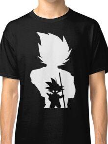 Goku and Kid Goku Classic T-Shirt