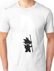 Goku and Kid Goku Unisex T-Shirt