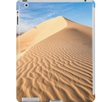Sand in the dune iPad Case/Skin