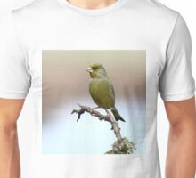 European Greenfinch Unisex T-Shirt