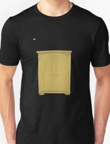 Glitch Furniture bag cabinet crap 3 3 T-Shirt