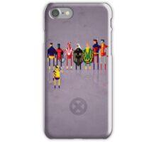8-bit Y-Men 2.0 iPhone Case/Skin