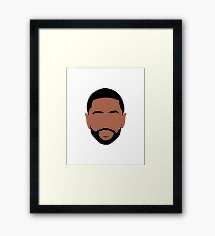 Big Sean Framed Print