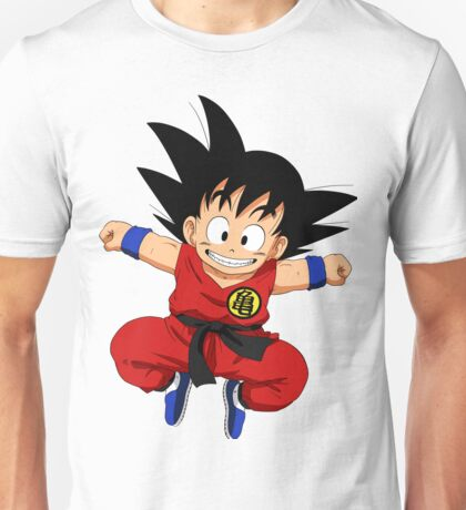 It's Goku, as if you're not going to buy this -- this guy is a icon Unisex T-Shirt