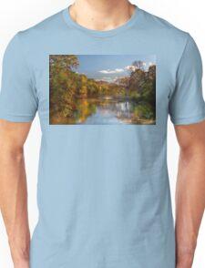 Auutumn - Hillsborough NJ - Painted by nature Unisex T-Shirt