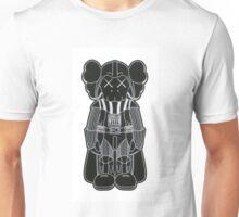 KAWS X STAR WARS X DARTH VADER Unisex T-Shirt