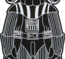 KAWS X STAR WARS X DARTH VADER Sticker