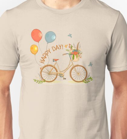 Happy Day Unisex T-Shirt