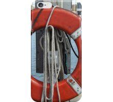 Harbor Help iPhone Case/Skin