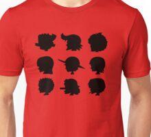 One Piece - Straw Hat Pirates!  Unisex T-Shirt