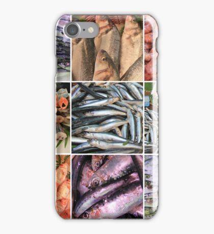 le poisson de Provence by ProvenceProvence iPhone Case/Skin