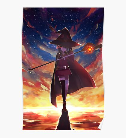 The Arch-Wizard, Megumin! Poster