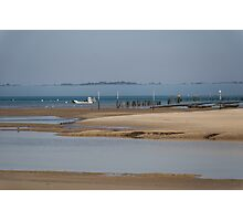 Cap Ferret Peninsula  Photographic Print