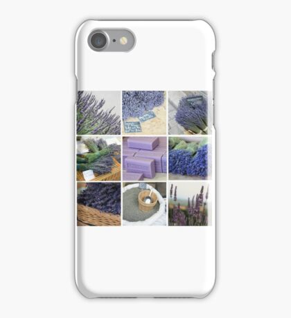 Lavande de Provence by ProvenceProvence iPhone Case/Skin