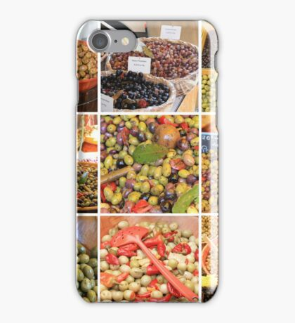 Les olives de Provence by ProvenceProvence iPhone Case/Skin