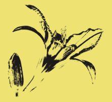 Flower One Piece - Short Sleeve