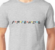 FRIENDS LOGO Unisex T-Shirt