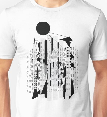 Break out of the matrix art/design Unisex T-Shirt