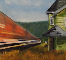 The Speed of Life by Lynn Ahern Mitchell