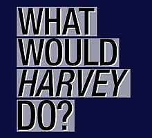 What Would Harvey Do? by ShubhangiK