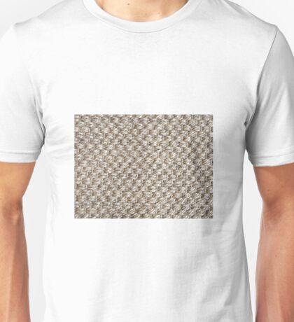 texture fibers raffia Unisex T-Shirt