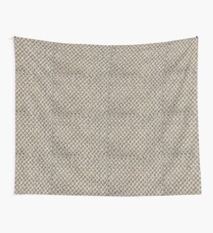 texture fibers raffia Wall Tapestry