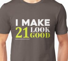 21st Birthday Unisex T-Shirt
