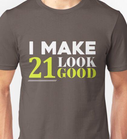21st Birthday Unisex T-Shirt