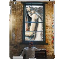 mirror windows iPad Case/Skin